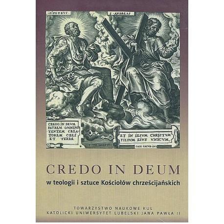 Credo in Deum w teologii i sztuce Kościołów chrześcijańskich