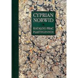 Katalog prac plastycznych Cyprian Norwid Tom 1