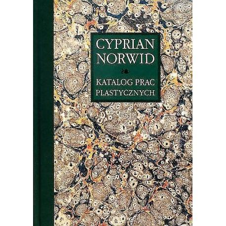 Katalog prac plastycznych 1 Cyprian Norwid Tom 1