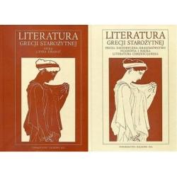 Literatura Grecji starożytnej  Tom 1 i 2