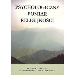 Psychologiczny pomiar religijności