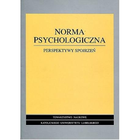 Norma psychologiczna