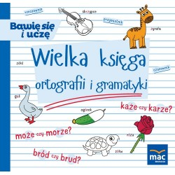 Wielka księga ortografii i gramatyki