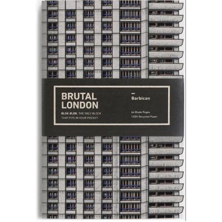 Brutal London Barbican NOTES