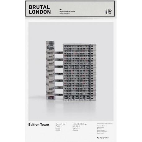 BRUTAL LONDON: Balfron Tower