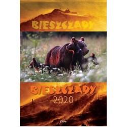 Kalendarz 2020 Bieszczady