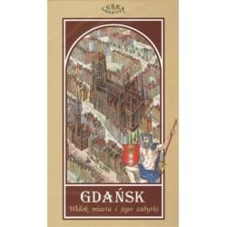 Gdańsk Widok miasta i jego zabytki Mapa