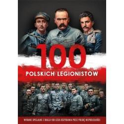 100 polskich legionistów + 2CD