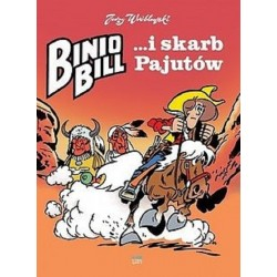 Binio Bill ... i skarb Pajutów