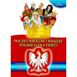 Poczet królów i książąt polskich dla dzieci
