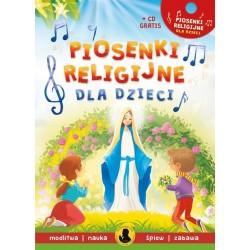 Piosenki religijne dla dzieci + CD