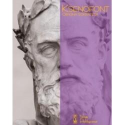 Obrona Sokratesa. Ksenofont