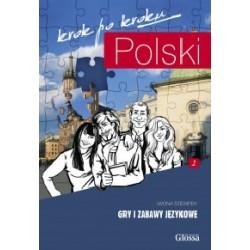 Polski krok po kroku Gry i zabawy językowe Poziom 2