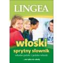Włosko-polski i polsko-włoski Sprytny Słownik Wyd. 2