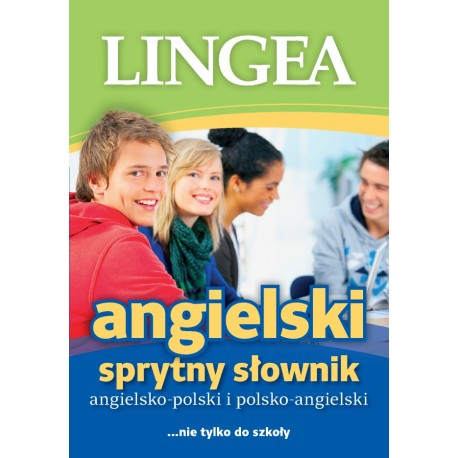 Angielsko-polski i polsko-angielski Sprytny Słownik Wyd. 3