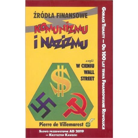 Źródła finansowe komunizmu i nazizmu