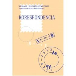 Korespondencja W. i T. Różewiczowie  R. i H. Voglerowie