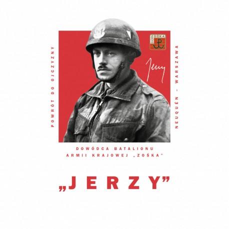 """""""Jerzy"""". Dowódca Batalionu Armii Krajowej """"Zośka"""""""