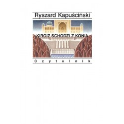 Kirgiz schodzi z konia Wyd. VIII