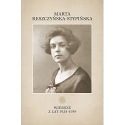 Wiersze z lat 1928-1939
