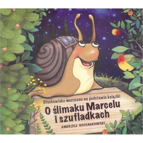 O ślimaku Marcelu i szufladkach audiobook