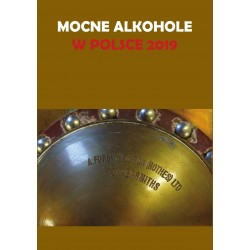 Mocne alkohole w Polsce 2019