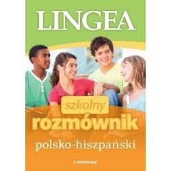 Szkolny rozmównik polsko-hiszpański