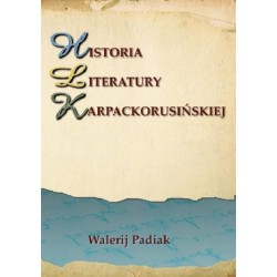 Historia literatury karpackorusińskiej