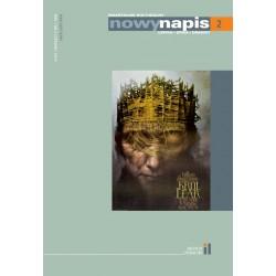 Nowy Napis. Liryka, epika, dramat 2/2019