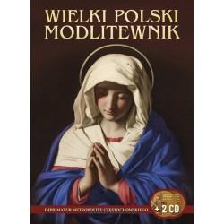 Wielki polski modlitewnik + 2 CD