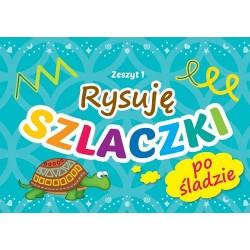 Rysuję szlaczki Zeszyt 1 Wyd. 2