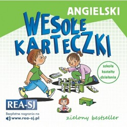 Angielski - wesołe karteczki. Zielony bestseller