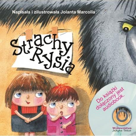 Strachy Rysia + CD