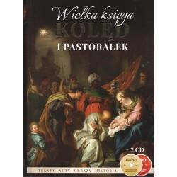 Wielka księga kolęd i pastorałek + 2 CD