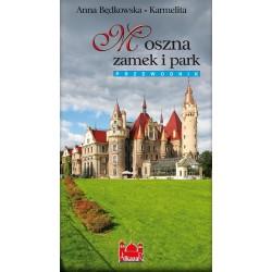 Moszna. Zamek i park. Niem. Wyd. III