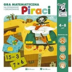Piraci. Gra matematyczna