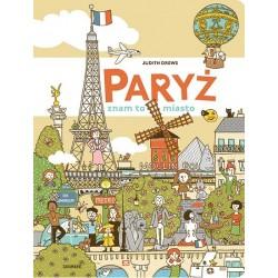 Paryż znam to miasto