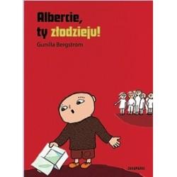 Albercie, ty złodzieju!