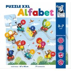 Alfabet puzzle XXL