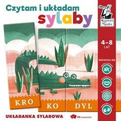 Sylaby Czytam i układam