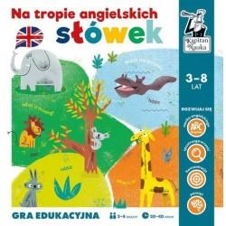 Na tropie angielskich słówek