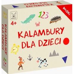 Kalambury dla dzieci. Maxi