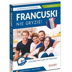 Francuski nie gryzie! książka +CD