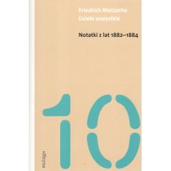 Notatki z lat 1882-1884