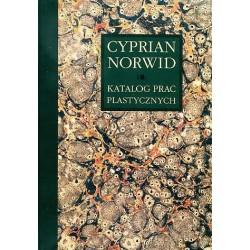 Katalog prac plastycznych 4 Cyprian Norwid Tom 4
