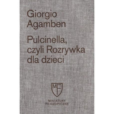 Pulcinella, czyli Rozrywka dla dzieci