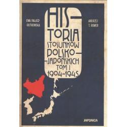 Historia stosunków polsko-japońskich, tom I 1904-1945