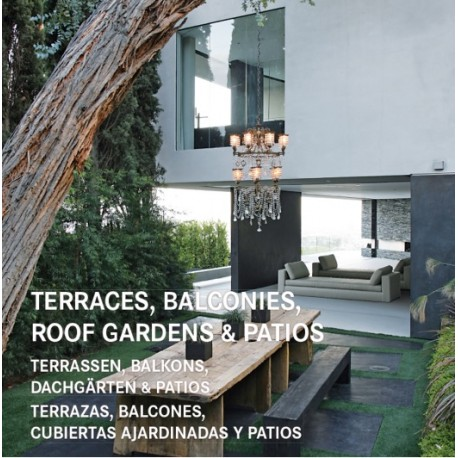 Terraces, Balconies, Roof Gardens & Patios