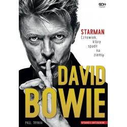 David Bowie. STARMAN. Człowiek, który spadł na ziemię