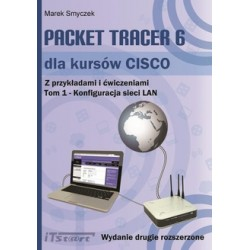 Packet Tracer 6 dla kursów CISCO Tom 1